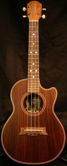 Cole Clark JackTenor #LardysUkuleleOfTheDay #Ukulele ~ https://www.pinterest.com/lardyfatboy/lardys-ukulele-of-the-day/ ~