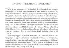 #TPACK modellen i Martin #Tallvid's #avhandling https://gupea.ub.gu.se/bitstream/2077/37829/1/gupea_2077_37829_1.pdf