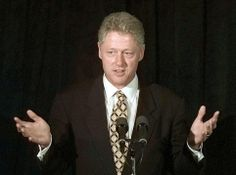 Two-Term President William J. Clinton
