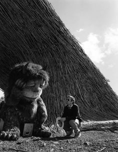 It has been said that actors in the monster costumes would wear the head for no more than half an hour at a time, after which they would have 10-15 minute breaks in front of an air conditioner.  Where the Wild Things Are (2009)