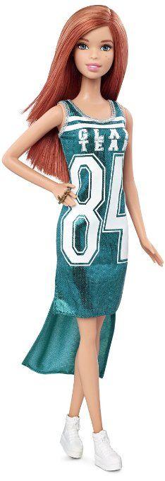 Barbie - Fashionistas 2016, Abito Verde