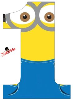 Minion Birthday Banner, Minion Party Theme, Birthday Party Decorations, Minions Images, Minions 1, Minion Centerpieces, Minion Mask, Minion Craft, Twin First Birthday