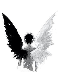 Angel doble