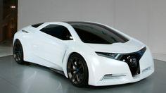 Honda FC Sport: Hydrogen Sports Car Concept Of The Future