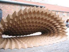 Origami Design, Opera House, Gallery, Roof Rack, Opera