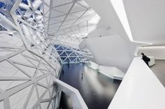 Zaha Hadid, Guangzdhou opera house, China