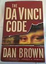 The Da Vinci Code Dan Brown Hardcover