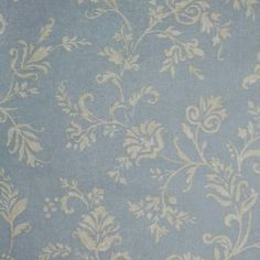 Paulomie Slate Jacobean - Wallpaper