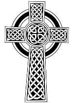 """Celtic crosses, sometimes known as """"Ionic crosses or even """"moon high crosses,"""" dot the landscape of Ireland and some parts of Britain as well. Like many other Christian symbols, they have old roots in pre-Christian. Some of these crosses date back as much as 5,000 years before Christ's birth, and are considered to be a variation on """"sun crosses,"""" an old symbol that honored the pagan thunder god Taranis. The wheel that's part of the sun cross design is thought to relate to ancient Indian and…"""