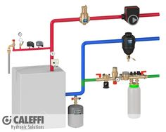 More schemes? Keep up-to-date, more are coming on caleffi.com