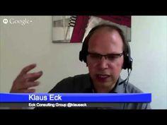 ununi Mensa TV mit Klaus Eck (umen #14)  Den kompletten Mittagstalk mit Anja C. Wagner sehen Sie hier: http://www.ununi.tv/node/172