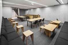 WACUL offices -Japan- #officedesign #office #interior #WALL #architect #japan #tokyo #wacul #canuch https://wall.ac/interview/137