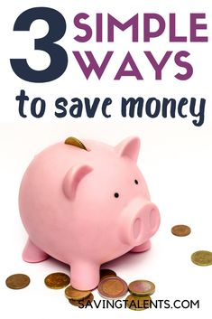 Here are 3 simple tips to save money! Sharing a few tricks I've learned over the years that allow me to stretch my resources without breaking the bank. Save Money On Groceries, Ways To Save Money, Money Tips, Money Saving Tips, Dollar Dollar, Dollar Bills, Managing Money, Make Money Blogging, Budgeting Finances