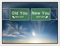 Old you, New you. Today is your day to let go of things that no longer serve you. *Abraham-Hicks Quotes (AHQ2296) #decision