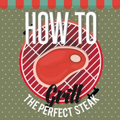 How To Grill the Perfect Steak -  Do you know how to grill the perfect steak? Let America's #1 family of butchers show you how using the indirect-heat method. #MyLobels