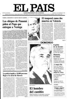 31 de Diciembre de 1989