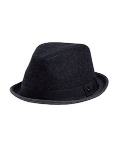 ONE & ONLY MENS FEDORA - Hurley - StyleSays