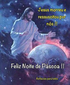 Feliz Pascoa. Boa Noite.