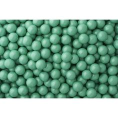 SweetWorks Candy Beads - Chocolate - Pearl - Turquoise - 100 g Golda's Kitchen