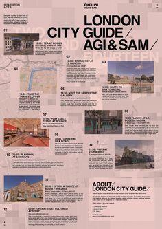 Agi & Sam / oki-ni London City Guide.  View more here: http://oki-ni.com/london-city-guide-2014