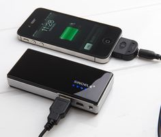 Handy mobile charger 4000 is a high capacity storage product. The capacity is 4000mAh, at the moment is one of the main mobile power products of Sinoele. http://www.iphone-accessories-1.com/power-bank-4000mah.html