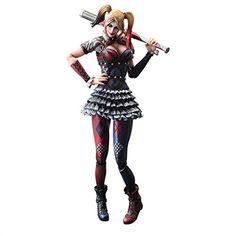 Square Enix Harley Quinn Batman Arkham Knight Play Arts KAI Action Figure Square Enix http://www.amazon.com/dp/B00WWTZDDQ/ref=cm_sw_r_pi_dp_rZhNvb12F1M3Y