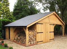 Executive Sheds - Recent projects