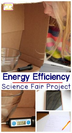 This energy efficient window science fair project tests the energy efficiency of window coverings to determine which is the most insulating against heat. Check out all the 28 Days of STEAM Projects for Kids for fun science, technology, engineering, art, and math activities!