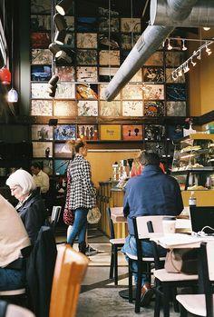 Cafeteria, coffee shop