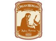 Brains Brewery Organ Morgan 4%  30.10.2012
