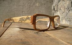 Reminds me of topographic maps. Wooden Sunglasses, Specs, Maps, Glamour, Urban, Eye, Accessories, Fashion, Moda