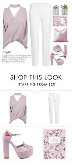 """""""Do what your heart tells and to ignore the rules. Within reason, of course."""" by holly-k15 ❤ liked on Polyvore featuring Boohoo, MaxMara, Iron Fist and Chronicle Books"""