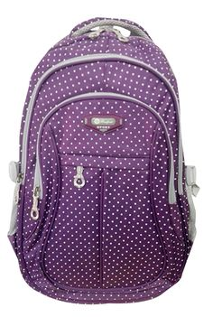 JiaYou Kid Child Girl Multipurpose Dot Backpack School Bag >>> Click image for more details. (This is an Amazon Affiliate link)