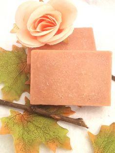 Pink Grapefruit Soap | Citrus | Organic | Vegan