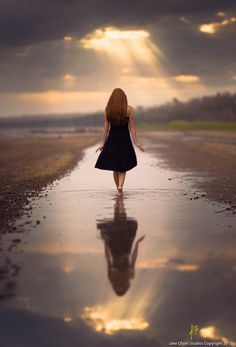 Pointing to another world will never stop vice among us; shedding light over this world can alone help us. ~Walt Whitman   Jake Olson Studios