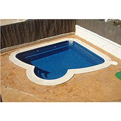 1000 images about ideas de piscinas on pinterest for Modelos piscinas prefabricadas
