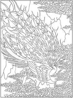This is Fairy Coloring Pages On Pinterest Dover Publications Adult ...