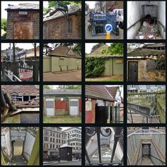 London's many abandoned public toilets are documented in detail by Paul Talling at Derelict London. Curiously compelling and well worth a visit.