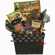 I Solemnly Swear That I Am Up To No Good: Harry Potter Gift Basket ...