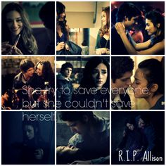 Teen Wolf - Allison