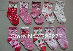 Cotton Kid's Socks, Hot Sale, Lovely , Years Old, Baby Socks Pairs Baby Girl Socks, Boys Socks, Cute Store, Cotton Socks, Year Old, Cute Babies, Fashion Brands, Stockings, Pairs