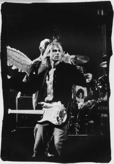Kurt Cobain, Nirvana