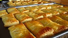 Baked BBQ Pork Puff (w/ puff pastry) 叉燒酥 Hungarian Cuisine, Hungarian Recipes, Puff Recipe, Puff Pastry Recipes, Pastries Recipes, Buttermilk Ranch Dressing, Puff Pastry Sheets, Pasta Dinners, Bbq Pork