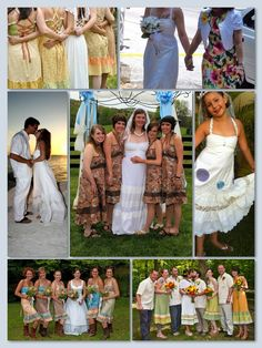 Get your Custom orders in NOW for your wedding!  Wedding gowns, bridesmaids gowns and flower girl dresses.  We do it all!