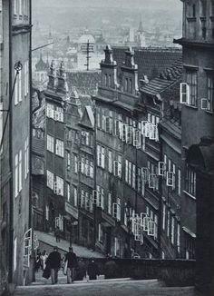 1930s Prague | Josef Sudek