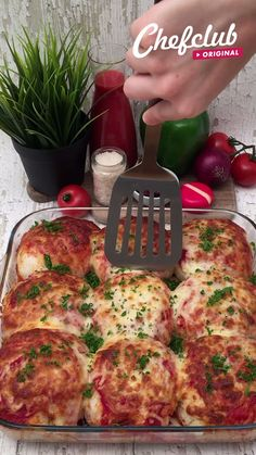 Tasty Videos, Food Videos, Easy Chicken Dinner Recipes, Cheesy Recipes, Cooking Recipes, Healthy Recipes, Aesthetic Food, Diy Food, Food Hacks