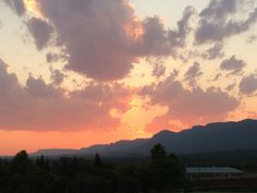 Hartbeespoort South Africa, Clouds, Celestial, Sunset, Outdoor, Landscapes, Sunsets, Outdoors, Outdoor Games