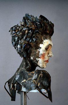 Sculpture: Egon Schiele by Al Farrow | Concrétisation