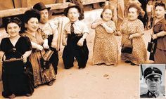 How the seven dwarfs of Auschwitz fell under the spell of Dr Death: The hideous experiments carried out by Nazi Josef Mengele on seven trusting brothers and sisters