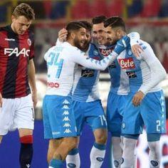 """Commento della Ssc Napoli: """"Squadra da Almanacco Illustrato e da Manuale del Calcio questo Napoli"""""""